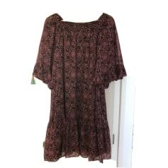 Robe mi-longue Anna Sui  pas cher