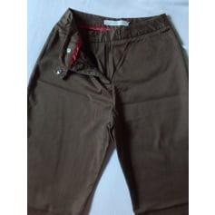Pantalon droit Le phare de la baleine  pas cher