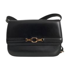 Leather Shoulder Bag Céline
