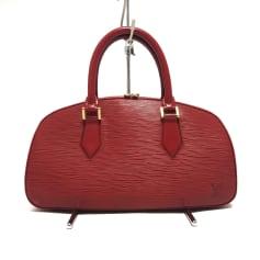 Leather Handbag Louis Vuitton