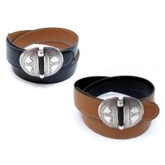 Wide Belt Hermès