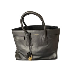 Lederhandtasche Saint Laurent Sac de Jour