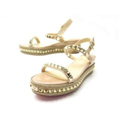 Flat Sandals Christian Louboutin