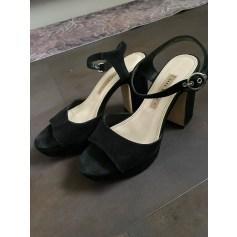 Sandales à talons Zara  pas cher