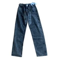 Jeans large, boyfriend Sandro  pas cher