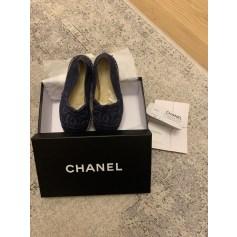 Espadrilles Chanel Espadrille pas cher