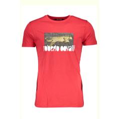 Tee-shirt Roberto Cavalli  pas cher