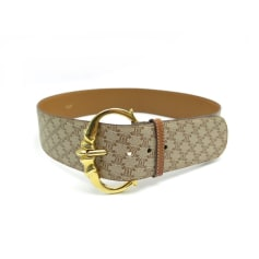 Wide Belt Céline