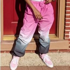 Pantalon large Supreme  pas cher