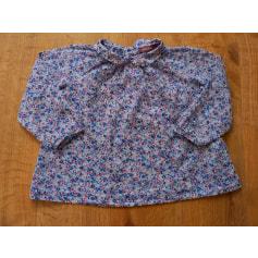 Blouse, Short-sleeved Shirt Bout'Chou