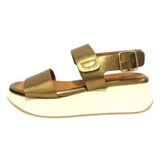 Sandales compensées Chie Mihara  pas cher