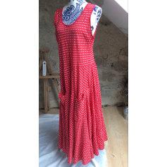 Robe longue Talia Benson  pas cher