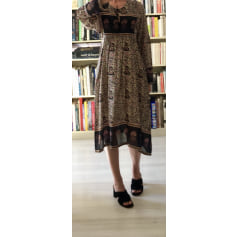 Robe mi-longue 100% Vintage  pas cher