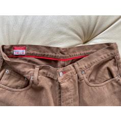 Jeans large Façonnable  pas cher