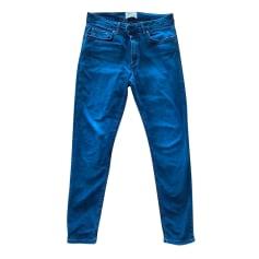 Jeans slim Acne  pas cher