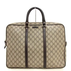 Non-Leather Oversize Bag Gucci