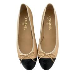 Ballerines Chanel  pas cher