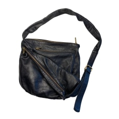 Leather Shoulder Bag Lupo Barcelona