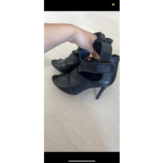 High Heel Ankle Boots Sandro