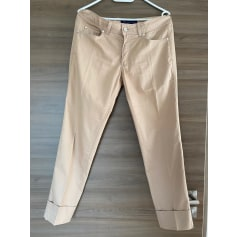 Pantalon slim, cigarette Trussardi Jeans  pas cher