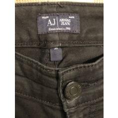 Jeans slim Armani Jeans  pas cher