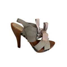 Heeled Sandals Stella Mccartney