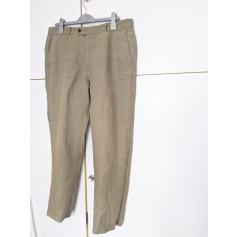 Pantalon droit Dormeuil  pas cher