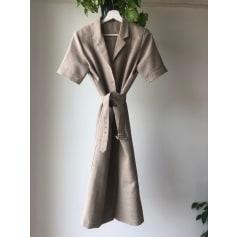 Robe mi-longue Vintage  pas cher
