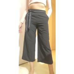 Pantalon large Pull & Bear  pas cher