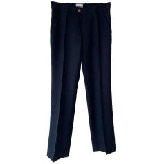 Pantalon droit Modetrotter  pas cher