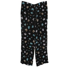 Pantalon large Diane Von Furstenberg  pas cher