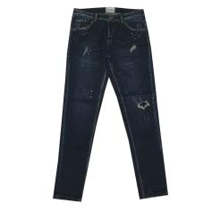 Jeans droit John Richmond  pas cher
