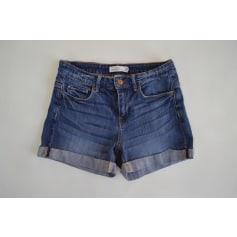 Short en jean H&M  pas cher