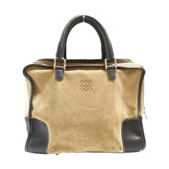 Stoffhandtasche Loewe