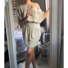 Robe dos nu Sisley  pas cher