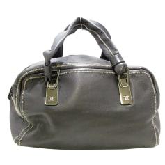 Lederhandtasche Chanel