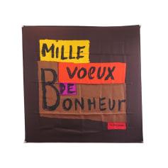 Echarpe Yves Saint Laurent  pas cher