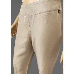 Pantalon droit Mado et les autres  pas cher