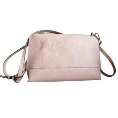 Leather Shoulder Bag Calvin Klein