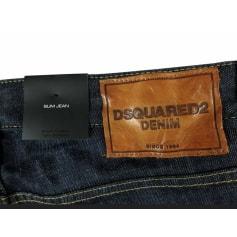 Jeans slim Dsquared2  pas cher