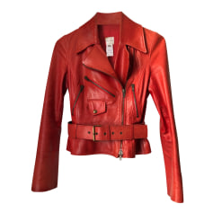 Leather Jacket Céline