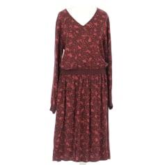 Robe mi-longue Comptoir Des Cotonniers  pas cher