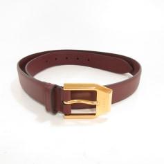 Wide Belt Gucci
