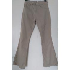 Pantalon évasé Levi Strauss & Co  pas cher