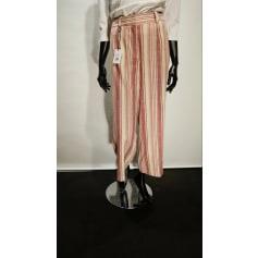 Pantalon large Un Jour Ailleurs  pas cher