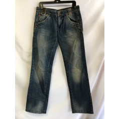 Jeans évasé, boot-cut Miss Sixty  pas cher