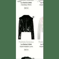 Coupe-vent La Seine & moi  pas cher