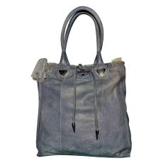Leather Oversize Bag Diesel