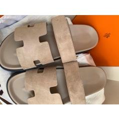 Hausschuhe, Pantoffeln Hermès