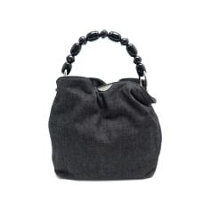 Lederhandtasche Dior